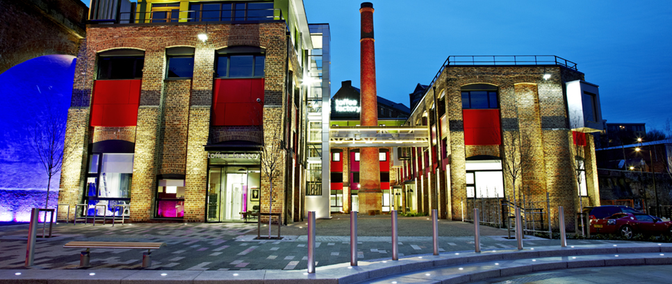Toffee Factory scoops RICS Project of the Year
