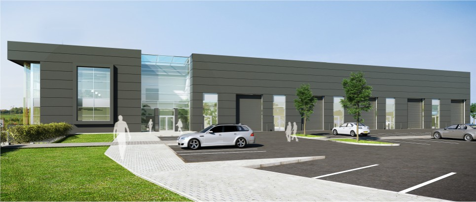 New Building for the Advanced Manufacturing Park Technology Centre