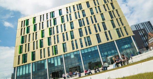 The Core, Newcastle Helixc