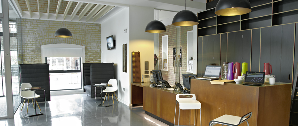 Toffee Factory Reception
