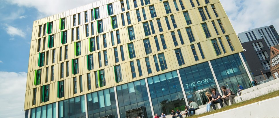 Newcastle Helix Flagship Office Space, The Core, Hits 100% Occupancy