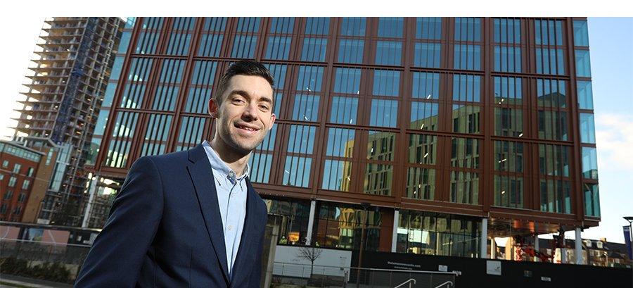 Alex Wannop, Regional Property Director